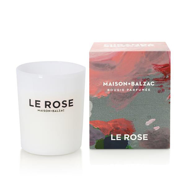 Maison Balzac Mini Le Rose Candle