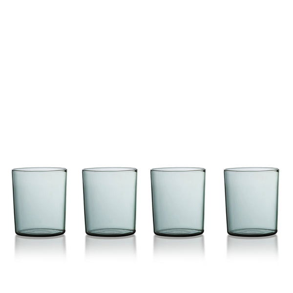 Maison Balzac Smoke Medium Goblets (Set of 4)
