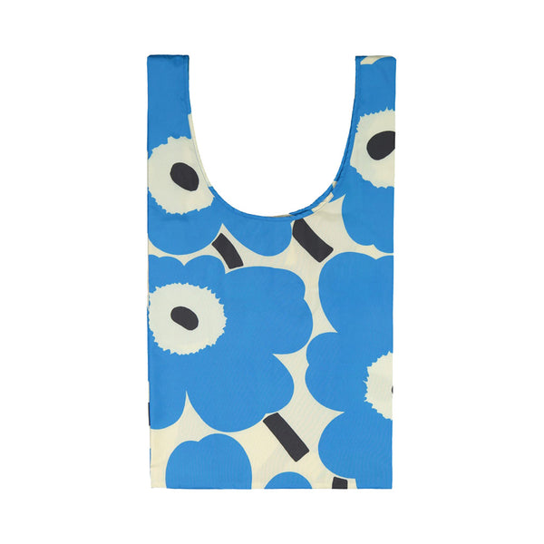 Marimekko Smartbag Unikko Off White Blue Black