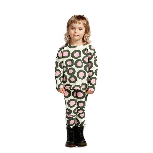 Marimekko Valla Petrooli Long Sleeve T Shirt