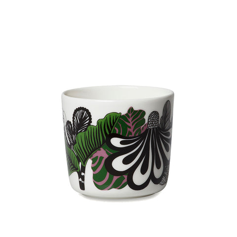 Marimekko Kaalimetsä Coffee Cup 2 Pieces No Handle