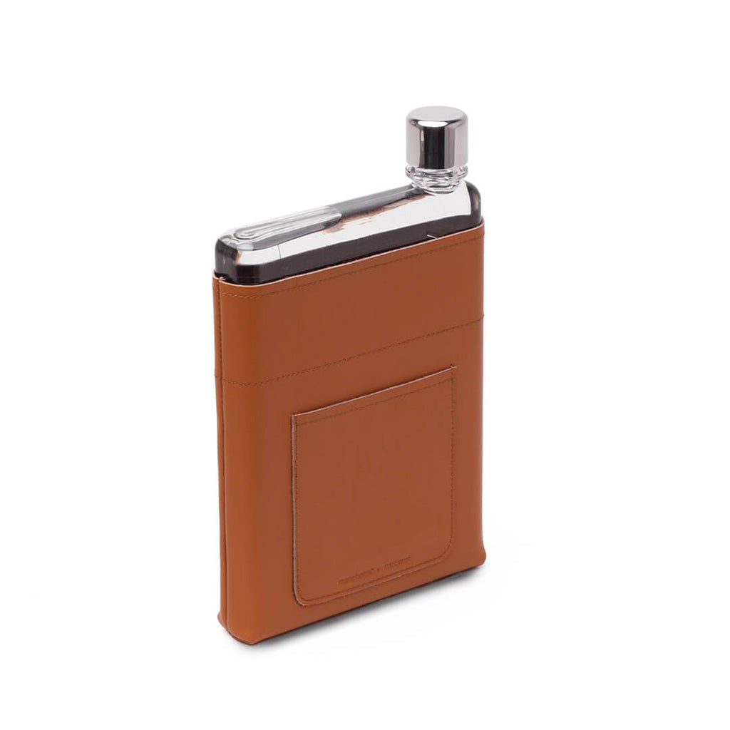 Memobottle Leather Sleeve