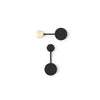 Menu Coat Hanger Small Black
