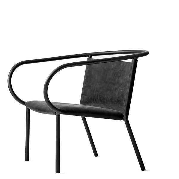 Menu Afteroom Leather Lounge Chair
