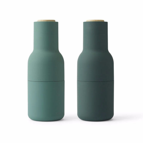Menu Norm Bottle Grinder Set Dark Green