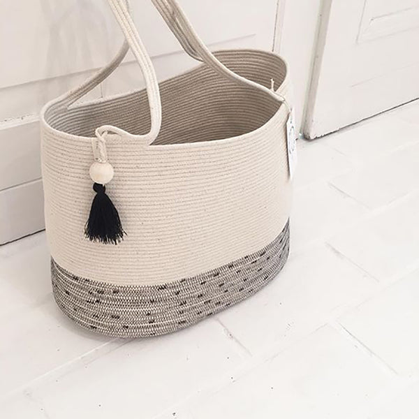 Mia Melange Shopper Bag