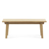 Normann Oak Slice Coffee Table Vol. 2