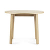 Normann Oak Slice Round Table Vol. 2 ø95cm