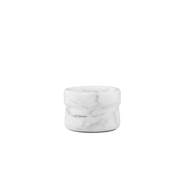 Normann Craft Cellar Salt/Condiment Pot White