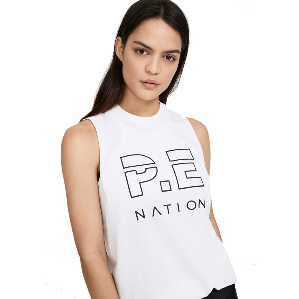 PE Nation White Base Load Tank