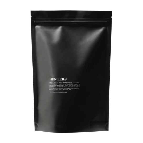 Hunter Lab Pinot Grape Skin Body Scrub