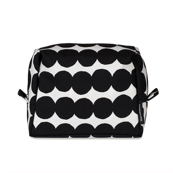 Marimekko Verso Rasymatto Toiletry Bag Black