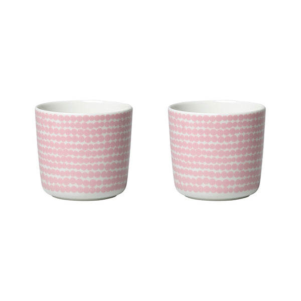Marimekko Siirtolapuutarha Coffee Cup Without Handle 2 Pcs