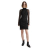 Dion Lee Sheer Knit Mini Dress