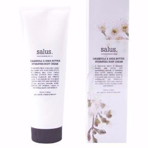 Salus Calendula & Shea Butter Hydrating Body Cream  250ml