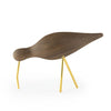 Normann Walnut/Brass Shorebird