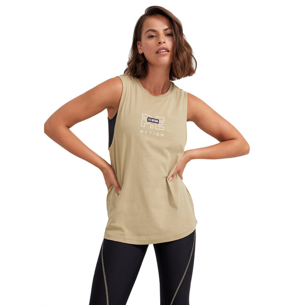 PE Nation Twist Serve Tank