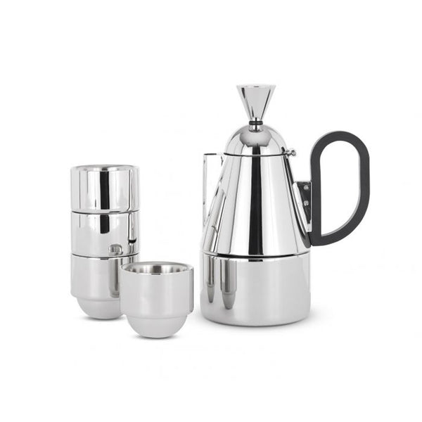 Tom Dixon Brew Giftset Stove Top Stainless Steel