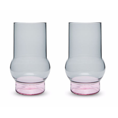 Tom Dixon Bump Tall Glasses Set