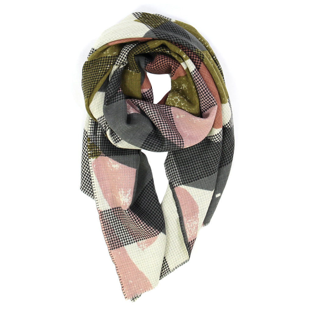 Ma Poesie Organique Wool Scarf