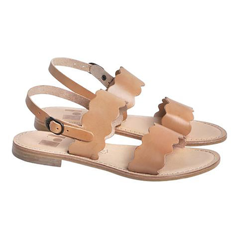 Dept of Finery Lisbon  Sandal