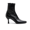 Department of Finery Black Nadine Boot