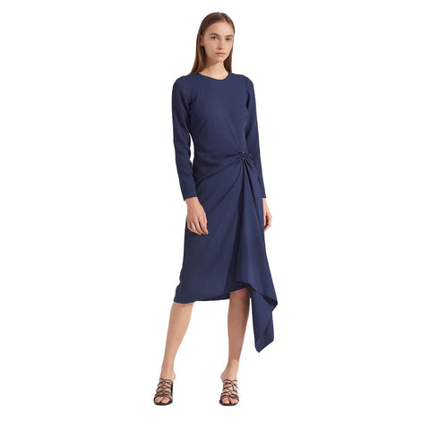 Dion Lee Pierced Long Sleeve Dress