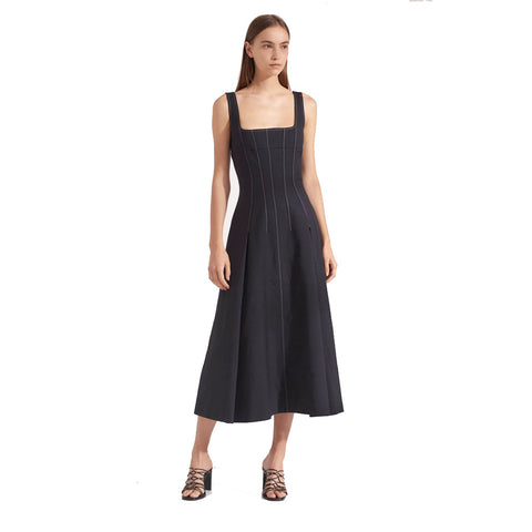 Dion Lee Pinstitch Corset Dress