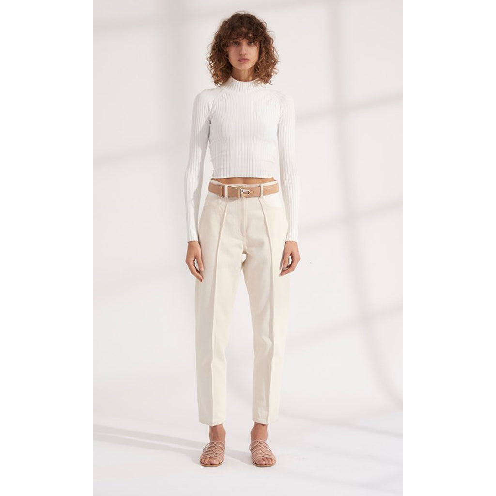 Dion Lee Signature High Waisted Jean