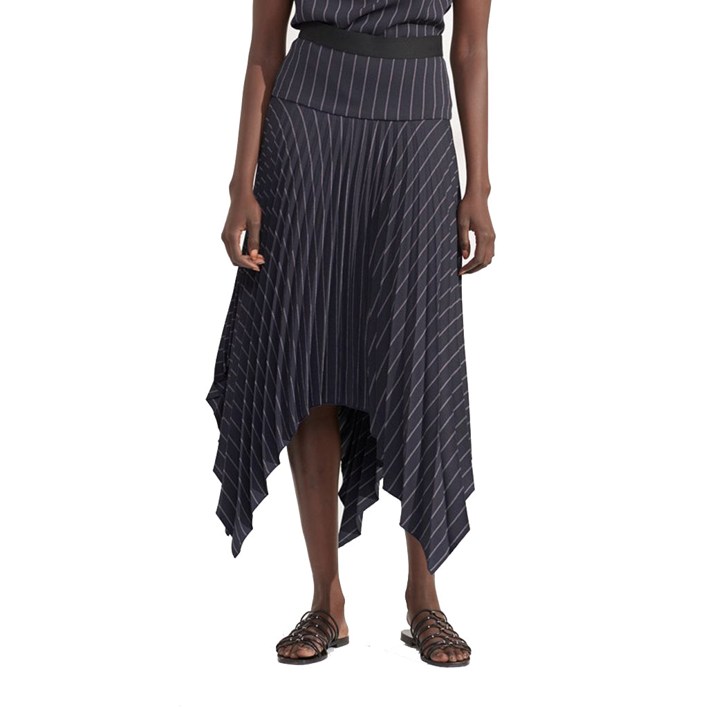 Dion Lee Tailored Pleat Skirt