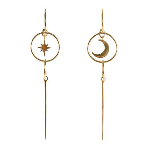 Fairley Alexa Starry Night Earrings