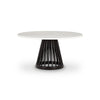 Tom Dixon Fan Black Marble Table