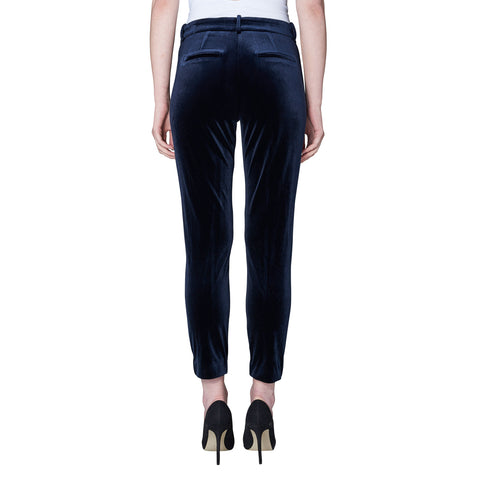 Five Units Kylie Crop Velvet Pant