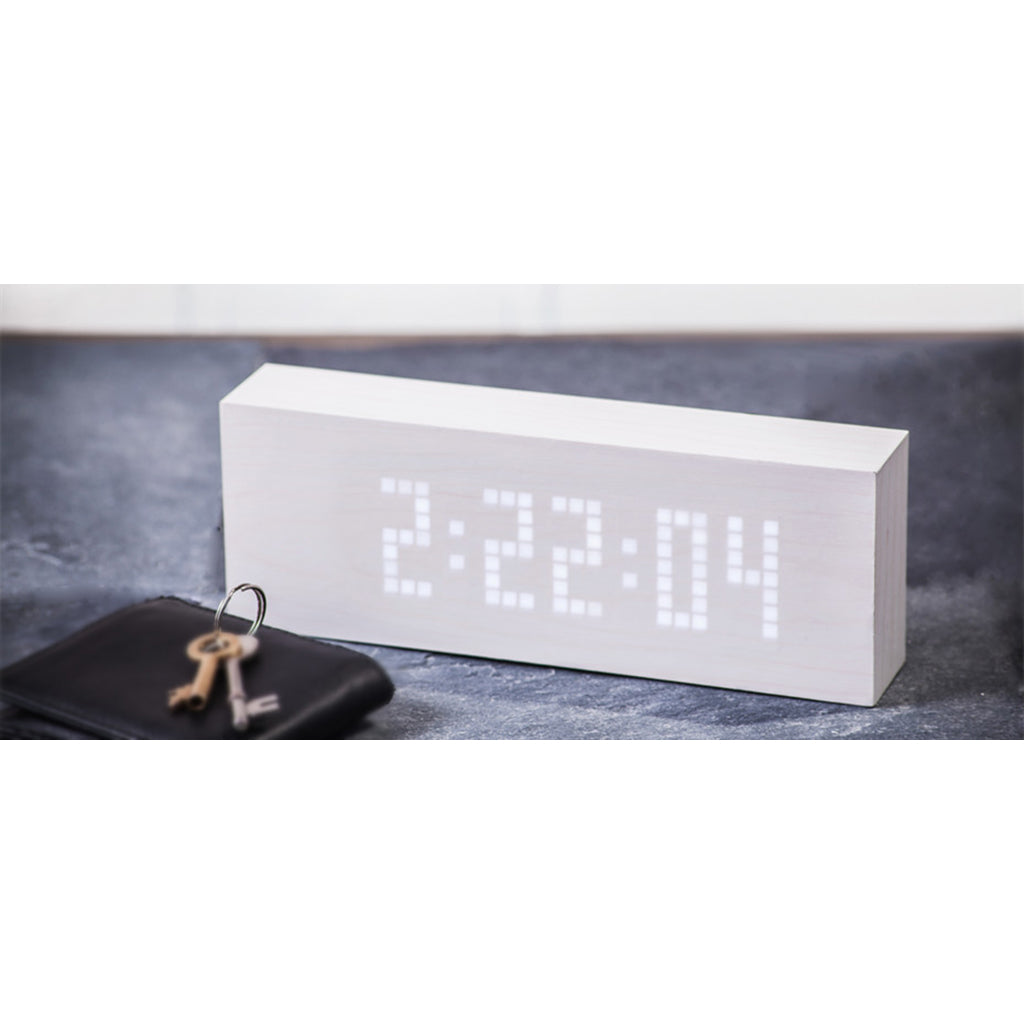 Ginko Message Click Clock