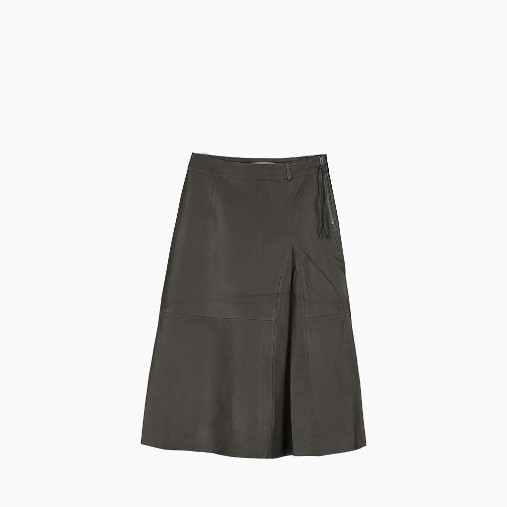 Humanoid Patricia Leather Skirt