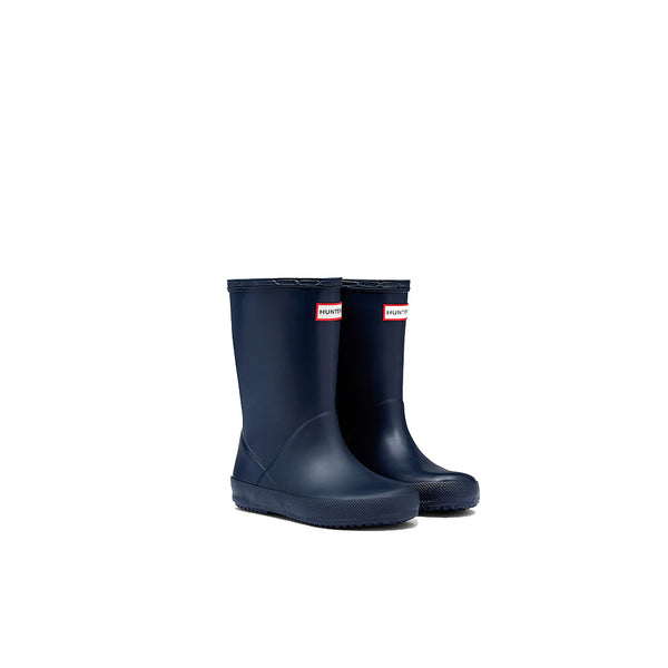 Hunter Boots Kids First Navy