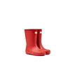 Hunter Boots Childrens First Red