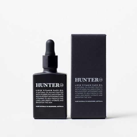 Hunter Lab Lipid Vitamin Face Oil 30ml