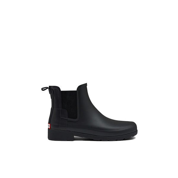 Hunter Chelsea Refined Boots Black