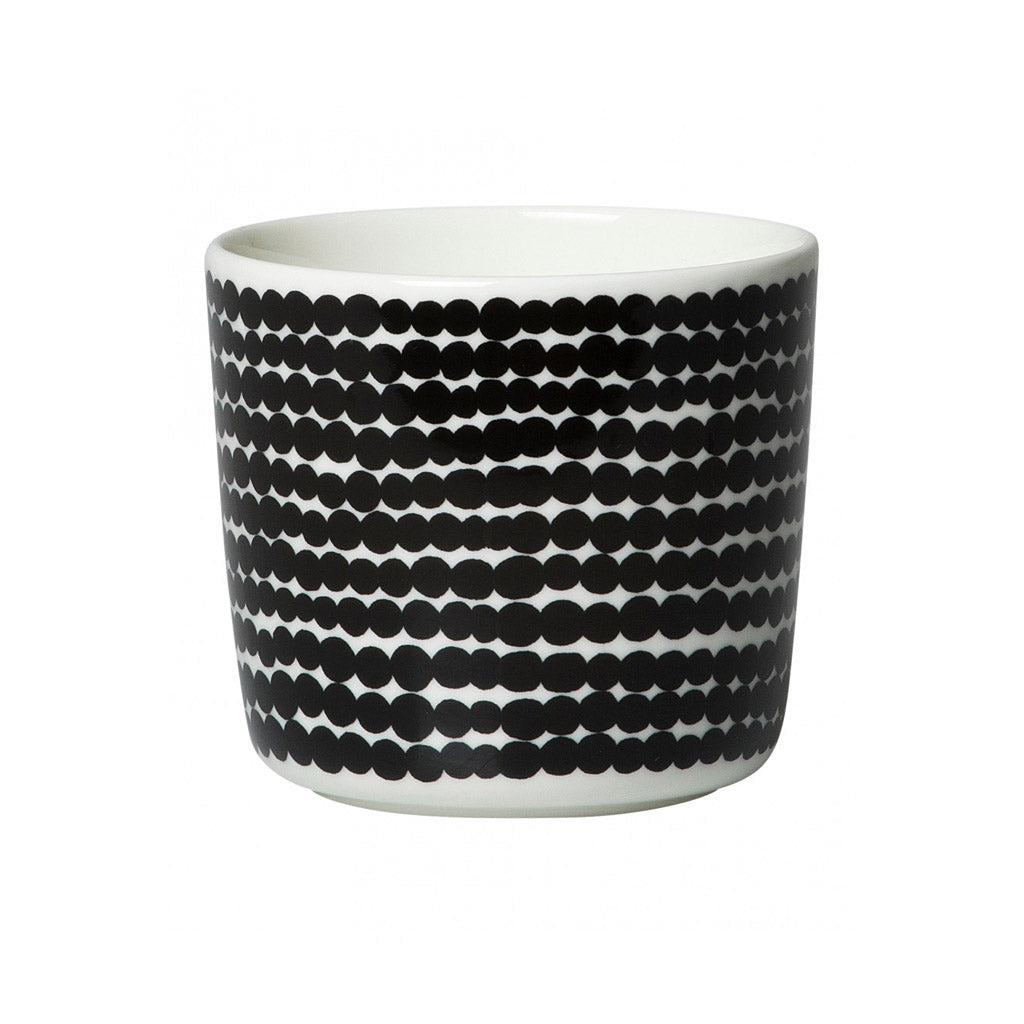 Marimekko Oiva Siirtolapuutarha Coffee Cup w/o handle 200ml