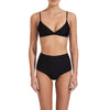 Matteau High Waist Brief Black