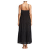 Matteau Tiered Sundress Black