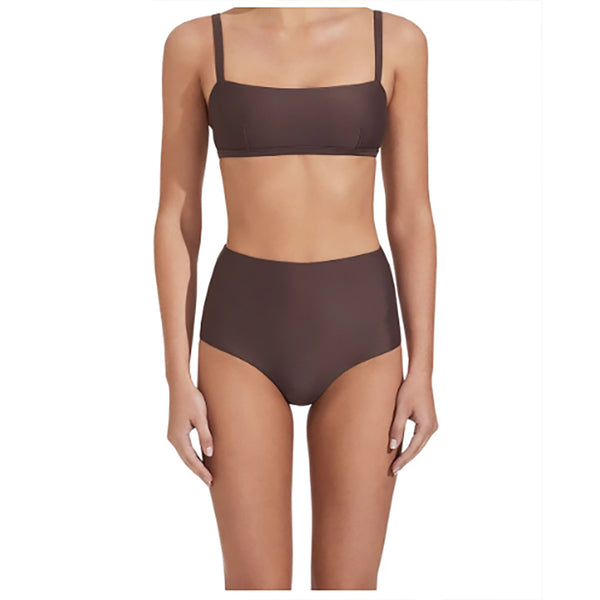 Matteau High Waist Brief Clove