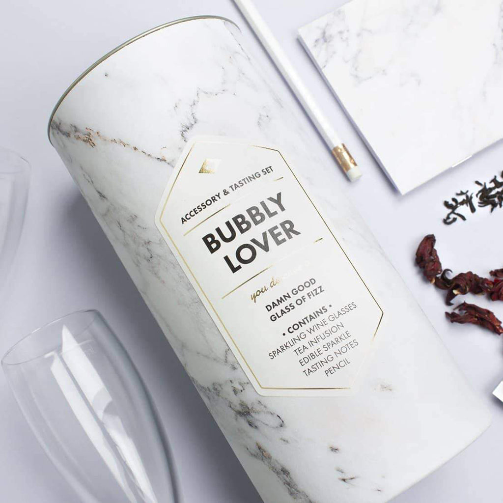 Men's Society Bubbly Lover's (Accessory & Tasting Kit)