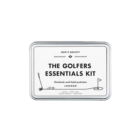 Men's Society The Golfers Essentials Kit