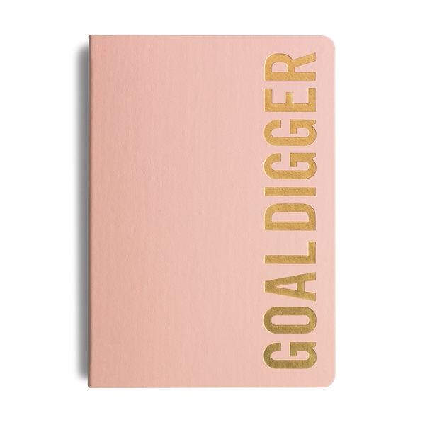 MiGoals 2020 Classic Goal  Digger Diary Soft Cover Weekly Action