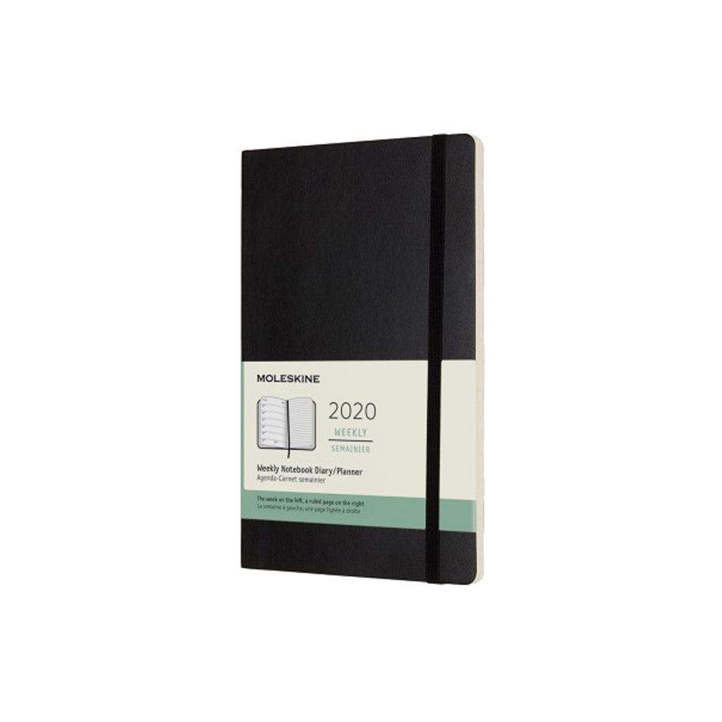 Moleskine 2020 Soft Cover Diary Weekly Notebook