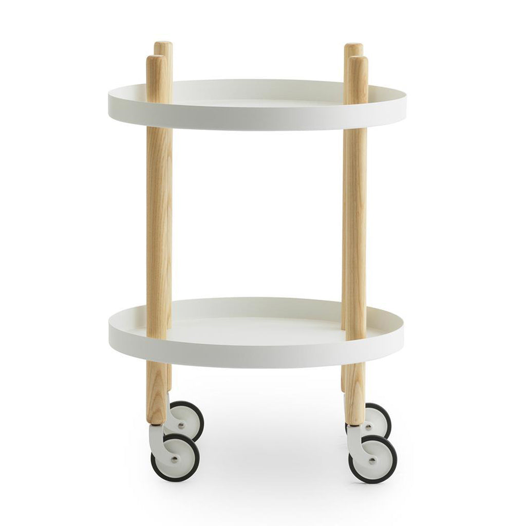 Normann Block Table Ø45cm
