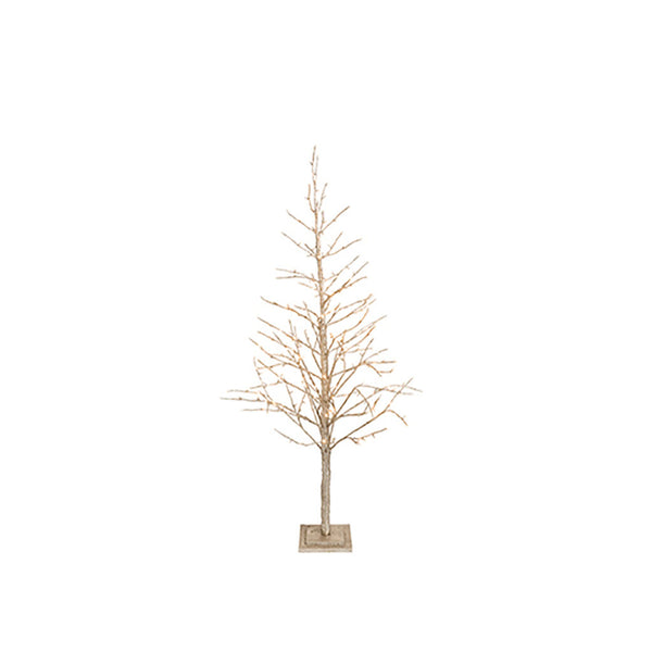 Spruce LED Tree Champagne