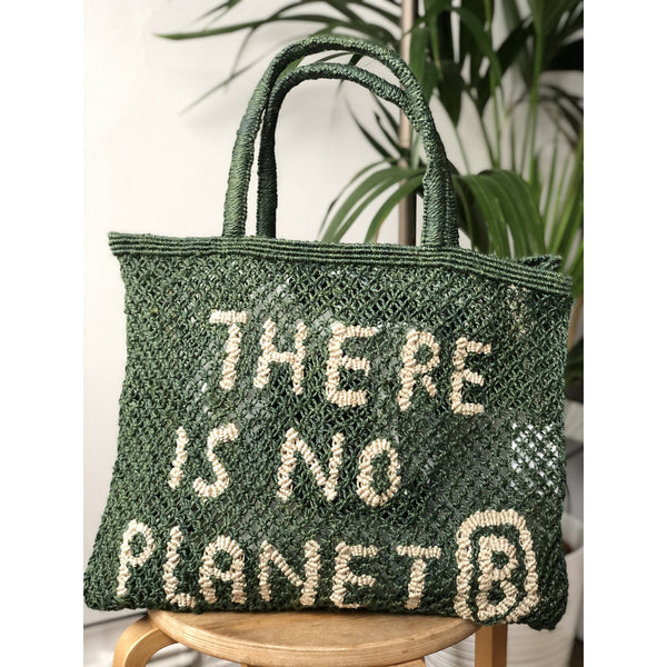 The Jacksons There Is No Planet B Tote